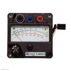 Chauvin Arnoux C.A 6503 Тестер изоляций, мегоомметр
