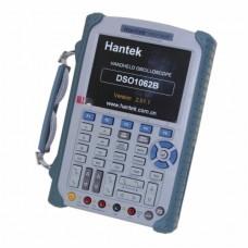 Hantek DSO1062B портативный осциллограф (2 канала, 60МГц полоса, 1GSa/s, 1M память, мультиметр)