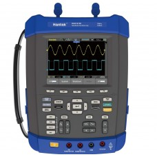 Hantek DSO1072E портативный осциллограф (2 канала, 70МГц полоса, 1GSa/s, 2М память)