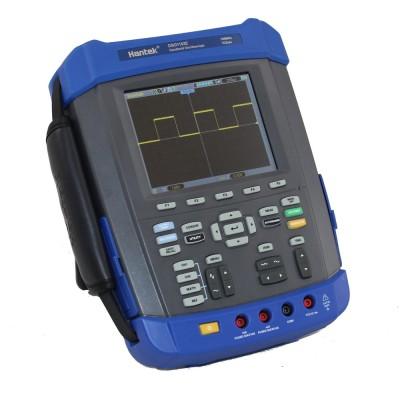 Hantek DSO1102E портативный осциллограф (2 канала, 120МГц полоса, 1GSa/s, 2М память)