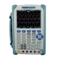 Hantek DSO1152S портативный осциллограф (2 канала, 150МГц полоса, 1GSa/s, 1M память, мультиметр, изол. каналы)