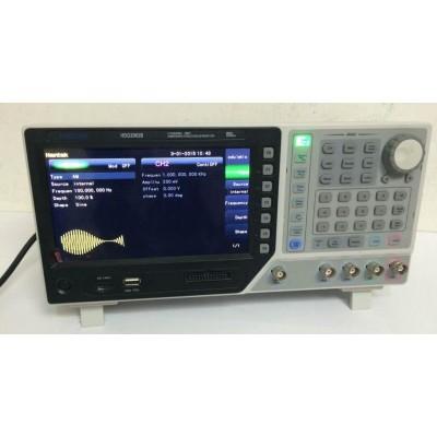 Hantek HDG2062B генератор (2 канала, полоса 60МГц,16 бит, ЦАП 250МГц, 64М памяти)