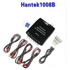 Hantek Hantek1008B USB осциллограф (8 канала, 100КГц полоса, 2,4MSa/s, 4K память)