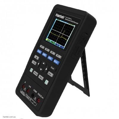Hantek Hantek2D82 AUTO III портативный осциллограф (2 канала, 40МГц полоса, 250MSa/s, 3K память, ген.)