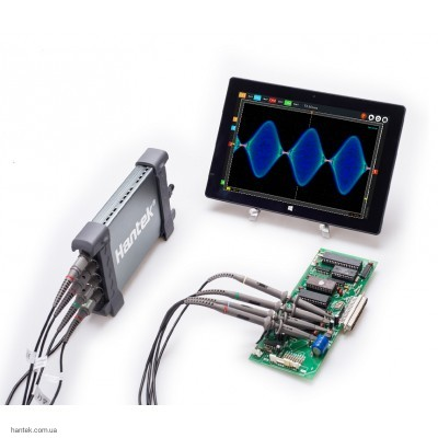 Hantek Hantek6254EU USB осциллограф 250МГц, 1GSa/s, 128M