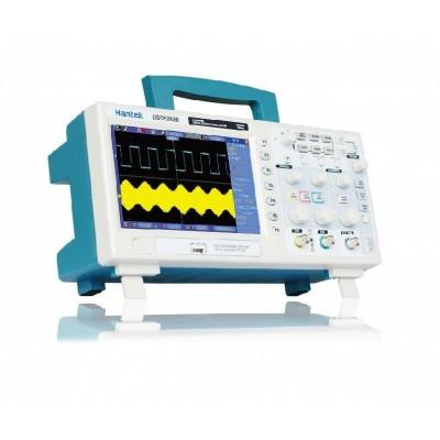 Hantek DSO5102B настольный осциллограф (2 канала, 100МГц полоса, 1GSa/s, 1M память)