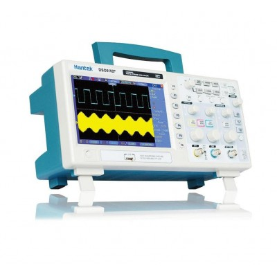 Hantek DSO5072P настольный осциллограф (2 канала, 70МГц полоса, 1GSa/s, 40K память)