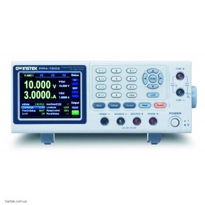 Instek PPH-1503 источник питания