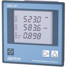 Анализатор качества электроэнергии (щитовой) UMG 507E