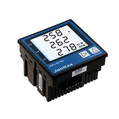Анализатор параметров электроэнергии (щитовой) UMG 96RM-CBM