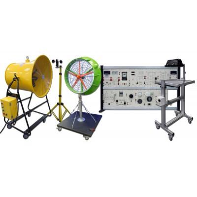 GES-500 Гибридная солнечно¬ветровая установка К&Н