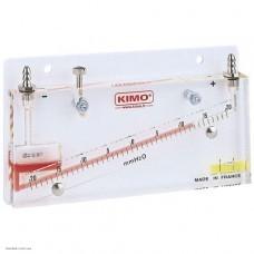 Kimo KX 205 Наклонынй жидкостный манометр