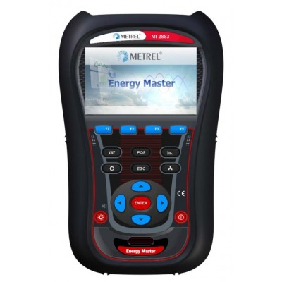Metrel MI 2883 ST Анализатор качества эл.энергии