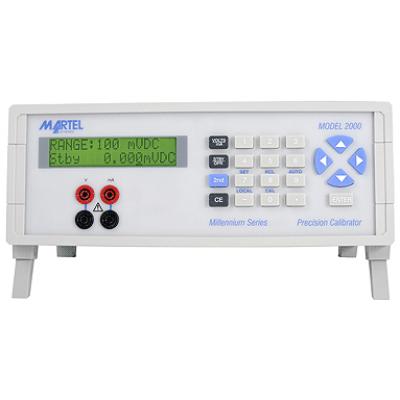 M2000A-240V Калибратор тока/напряжения высокоточный (настольный), с IEEE488 интерфейсом
