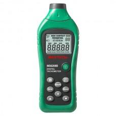 MS6208B Цифровой бесконтактный тахометр (до 100 000 об./мин.)
