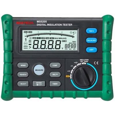 Mastech MS5203 измеритель сопротивления изоляции