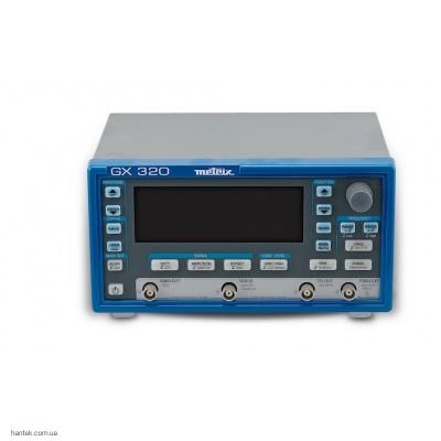 Metrix GX-320 Генератор - Частотомер