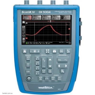 Metrix ОХ 9062 цифровой осциллограф