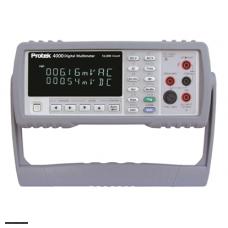 Protek-4000 мультиметр цифровой лабораторный
