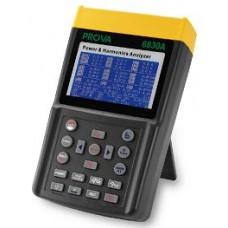 PROVA 6830A+3007 Анализатор качества эл. энергии 3-фазный (+комплект ток. клещей 3007 (300/3000A, d180 мм))