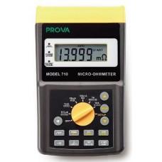 PROVA 710 Микроомметр