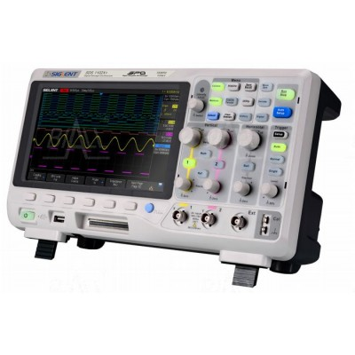 SDS1102X+ Цифровой осциллограф