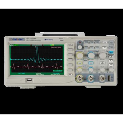 Цифровой осциллограф Siglent SDS1202CNL+