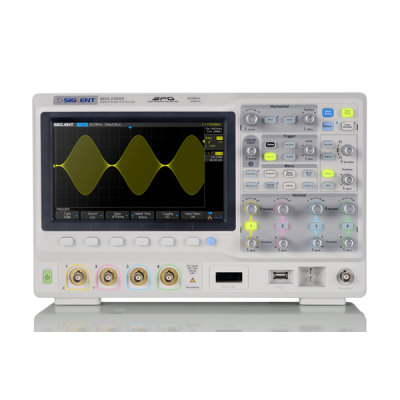 SDS2102X Цифровой осциллограф