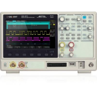 Цифровой осциллограф Siglent SDS2102