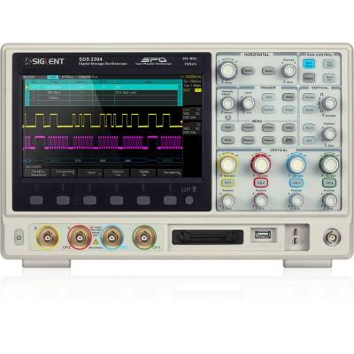 Цифровой осциллограф Siglent SDS2304