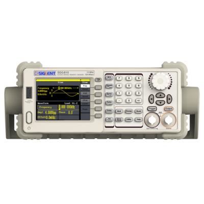 SDG805 Генератор сигналов (1 мкГц - 5 МГц)