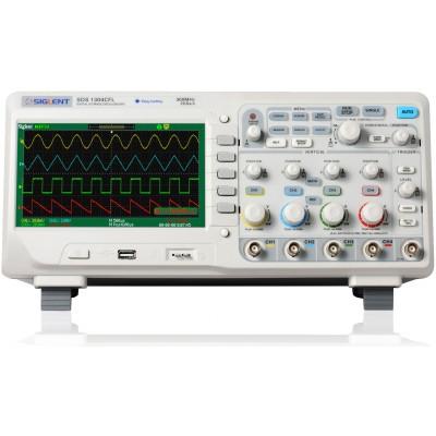 Цифровой осциллограф Siglent SDS1304CFL