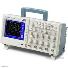 Tektronix TDS2001C Осциллограф настольный цифровой 2ch, 50МГц, 500Мвыб