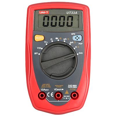 Цифровой мультиметр UNI-T UT33A