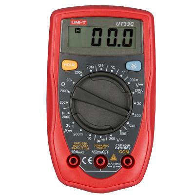 Цифровой мультиметр UNI-T UT33C
