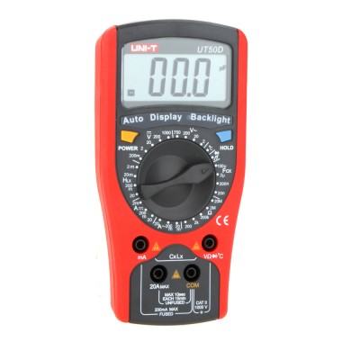 Цифровой мультиметр UNI-T UT50D