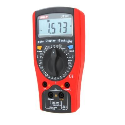 Цифровой мультиметр UNI-T UT50E