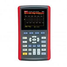 UNI-T UT1025CL Портативный цифровой осциллограф 2кан, 25МГц, 200 Мвыб
