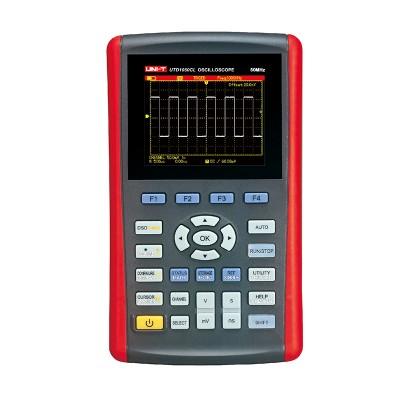 UNI-T UT1062C Портативный цифровой осциллограф 2кан, 60МГц, 2 Гвыб