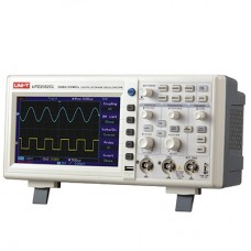 UNI-T UTD2052CL Цифровой настольный осциллограф 2CH, 50 МГц, 500 МВыб/с