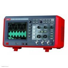 UNI-T UT4202C Цифровой настольный осциллограф смешанных сигналов 2ch, 200МГц, 2Гвыб