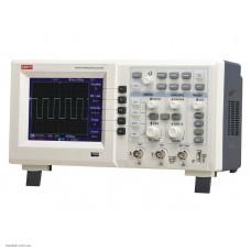 UNI-T UT2102CEL Цифровой настольный осциллограф 2ch, 100МГц, 1Гвыб