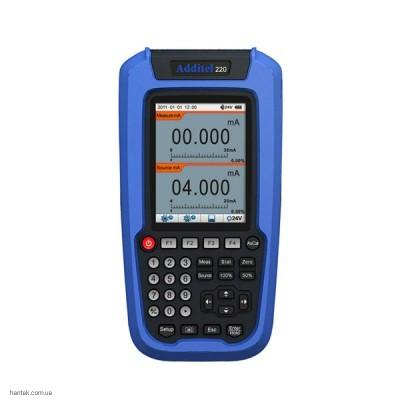 Additel 220 калибратор многофунциональный