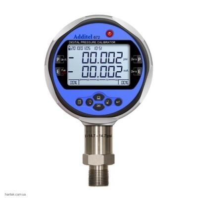 Additel 672-02-GP10K-BAR-M Цифровой калибратор давления
