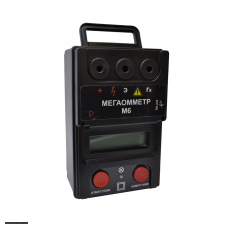 Рекорд М6-1 мегаомметр