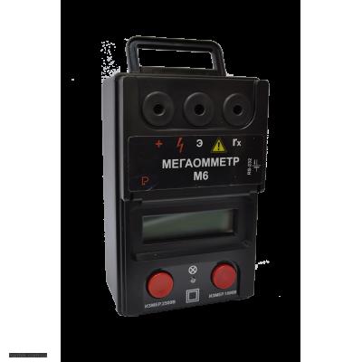 Рекорд М6-4 мегаомметр