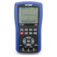 Портативный цифровой осциллограф ATTEN AT-H201