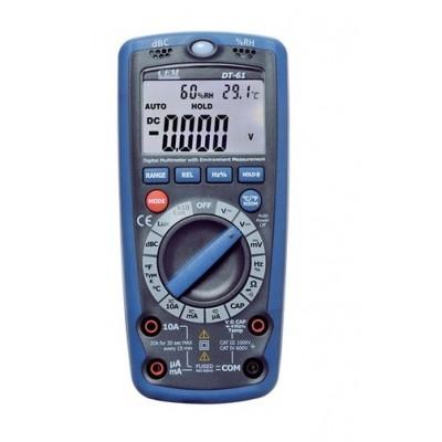 CEM DT-61 Цифровой мультиметр