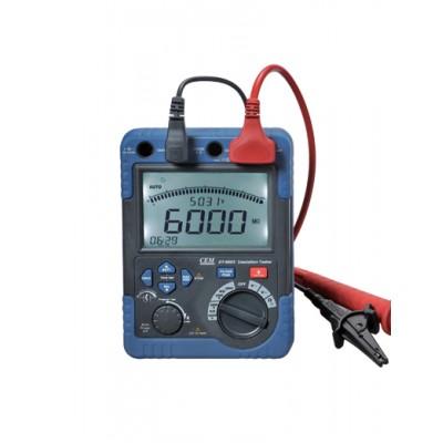 CEM DT-6605 Мегоомметр (тестовое напряжение - 5 КВ)