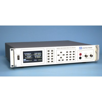Model 2500A-02 Phase Angle Voltmeter